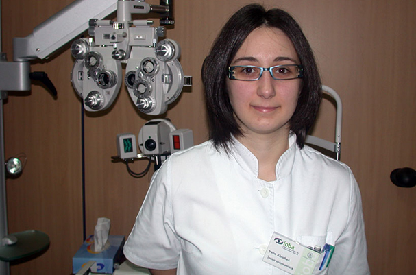 Dra. Irene Sánchez Pavón